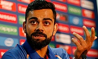 Virat Kohli Speaks Ahead of ODI Against New Zealand