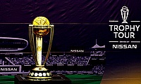 ICC Cricket World Cup Trophy Tour to Visit Durham CCC