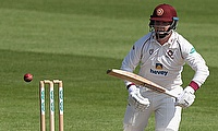 Rob Newton Extends Stay at Northamptonshire CCC