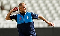 England Lions Lead India A by 121 Runs After Day Two