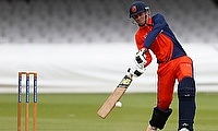 Netherlands beat Oman by 8 wickets in Oman T20I Quadrangular Series