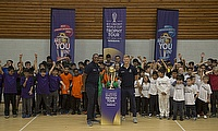 Lord's Taverners named as a 'Cricket 4 Good Partner' during ICC Men's Cricket World Cup