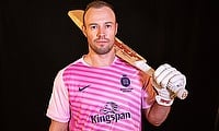 Middlesex Sign AB de Villiers for Vitality Blast