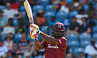 Windies blow England away in final ODI to level series 2-2