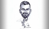 Congratulations to Indian cricket captain Virat Kohli on his 40th ODI 100
