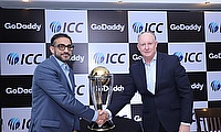ICC Partners with GoDaddy for Men's Cricket World Cup 2019