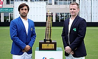 Afghanistan Ireland Only Test Trophy Unveiled