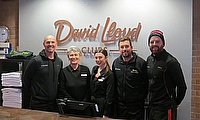 Foxes and David Lloyd Meridian Partnership a Great Fit