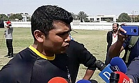 Peshawar Zalmi's Kamran Akmal Speaks to the Media