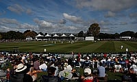 The Hagley Oval