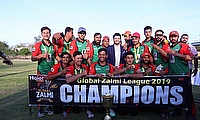 Kabul Zalmi crowned Global Zalmi 2019 Champions