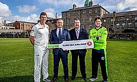 Cricket Ireland Sky High as Turkish Airlines Extends Sponsorship