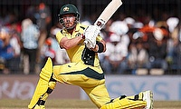 Aaron Finch moves into top 10 in ODI Player Rankings