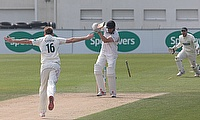 Championship Round 1 Sussex v Leicestershire at Hove