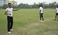 Cricket Fielding Drills to Improve Agility with Chinmoy Roy