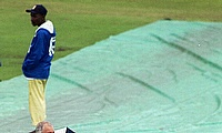 Rain again strikes Durban's Kingsmead Stadium