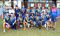 2019 Momentum National Club Championships winners, Durbanville Cricket Club at TUT Oval