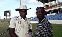 Kamario Grant was Player of the Match