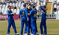 Durham celebrating