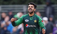 Pakistan's Shadab Khan