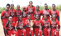 Trinidad & Tobago captures Girls 19and under title