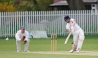 Dan Newton hit 74 against Urmston