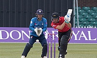 Derbyshire beat Leicestershire thanks to Godleman century in Royal London Cup