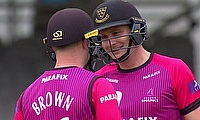 Sussex beat Middlesex by 122 runs in RLC thanks to Luke Wright 166