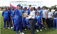 Namibia crowned ICC World Cricket League Division 2 champions