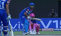 Delhi Capitals  beat Rajasthan Royals by 5 wickets in IPL