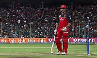 Royal Challengers Bangalore beat Sunrisers Hyderabad by 4 wickets in IPL