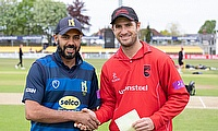 Taylor heroics see Leicestershire to 36 run win over Warwickshire in Royal London Cup
