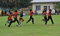 Perfect performance from PNG in Port Vila