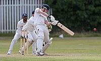 Ben Watkins hit winning runs for 2nd XI