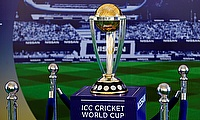 2019 ICC Cricket World Cup Trophy