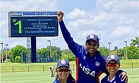 Lisa Ramjit Begins USA Career as Leading T20I Wicket-taker