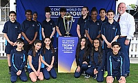 Marylebone Cricket Club Launches New Schools' Initiative as ICC Men's Cricket World Cup Trophy Visits Lord's