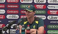 Steve Smith Speaks About Warm Up Matches