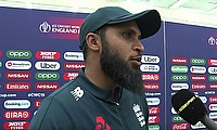 Adil Rashid Speaks About Injury