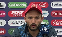 Gulbadin Naib Speaks After Warm Up Matches