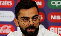 Late start to World Cup will pay off for well-rested India - Virat Kohli