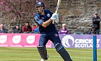 Kyle Coetzer (Scotland's Captain) Awarded MBE for Services to Cricket
