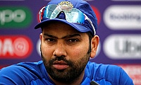 Rohit Sharma refuses to look to history ahead of Australia clash tomorrow