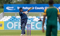 Derbyshire Sign All-rounder Fynn Hudson-Prentice