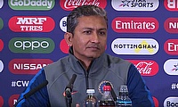 Sanjay Bangar, Assistant Coach, Indian Cricket Team