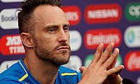 Du Plessis tells South Africa's players to focus on  future and not dwell on past