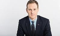 The BBC's Dan Walker is hosting this year's IOG Industry Awards