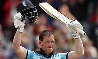 Eoin Morgan and England rewrite ODI Record Books