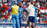 Shikhar Dhawan Ruled Out of ICC Cricket World Cup
