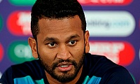 """England is the best batting line-up against the spinners in the world"" - Dimuth Karunaratne"